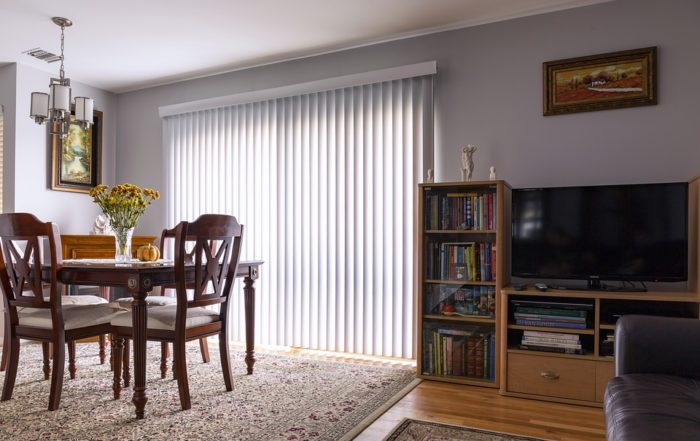 home interior blinds