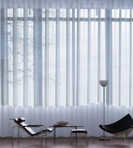 minimalist curtains