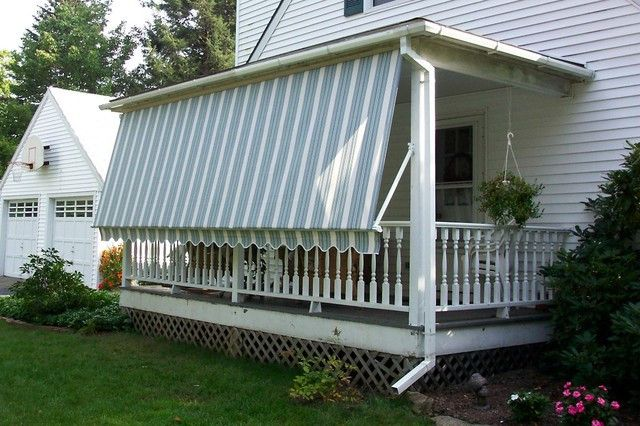 Canvas Awnings in Melbourne - Royal Crest Blinds