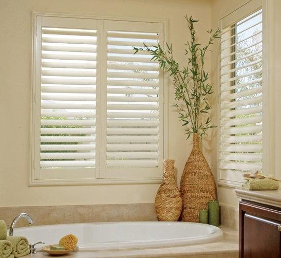 stylish plantation shutters
