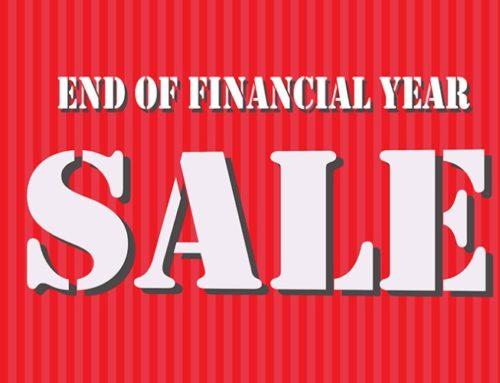 EOFY Sale – 30% off ALL blinds