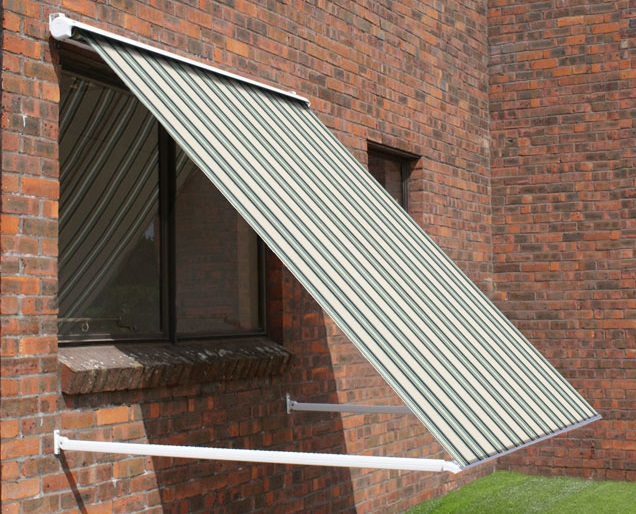 canvas awnings summer