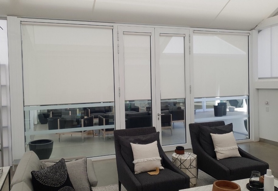 roller blinds melbourne project